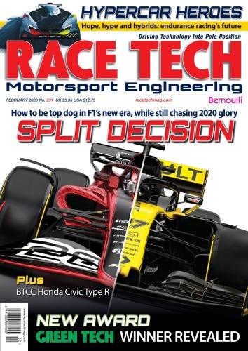 Race Tech  February (2020)
