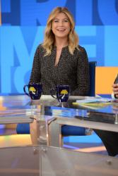 Ellen Pompeo - Good Morning America: November 9th 2017