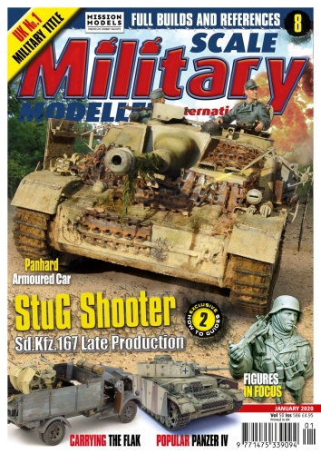 Scale Military Modeller International - January (2020)