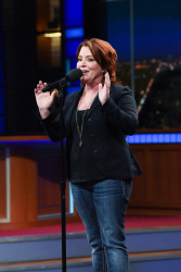 Kathleen Madigan - The Late Show with Stephen Colbert: September 7th 2018