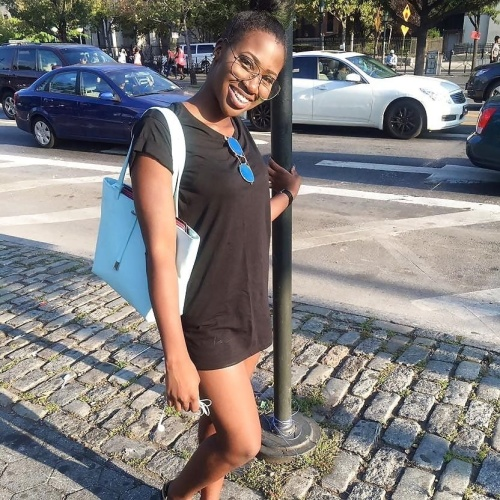 Ebony Teen