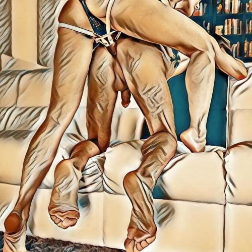 Brandi love foot slave