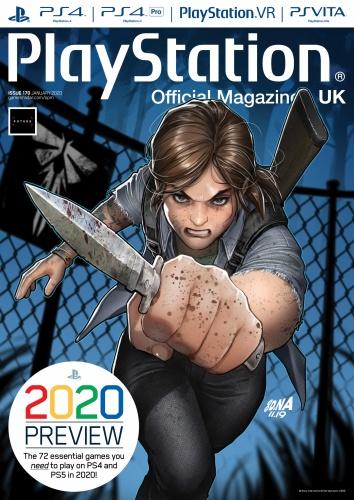 Official PlayStation Magazine UK - 01 (2020)