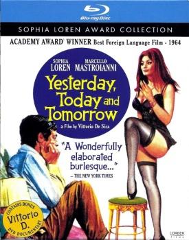 Ieri, oggi, domani (1963) .mkv HD 720p HEVC x265 AC3 ITA