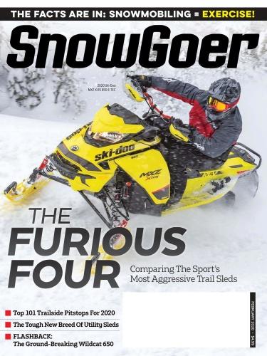 SnowGoer - February (2020)