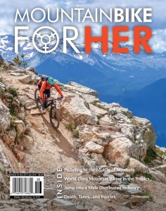 Mountain Bike for Her  November (2017)