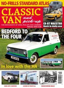 Classic Van & & Pick-Up  February (2018)