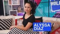 Alyssa Diaz - interview at Young Hollywood studio 2.10.2018 720p WEB-DL