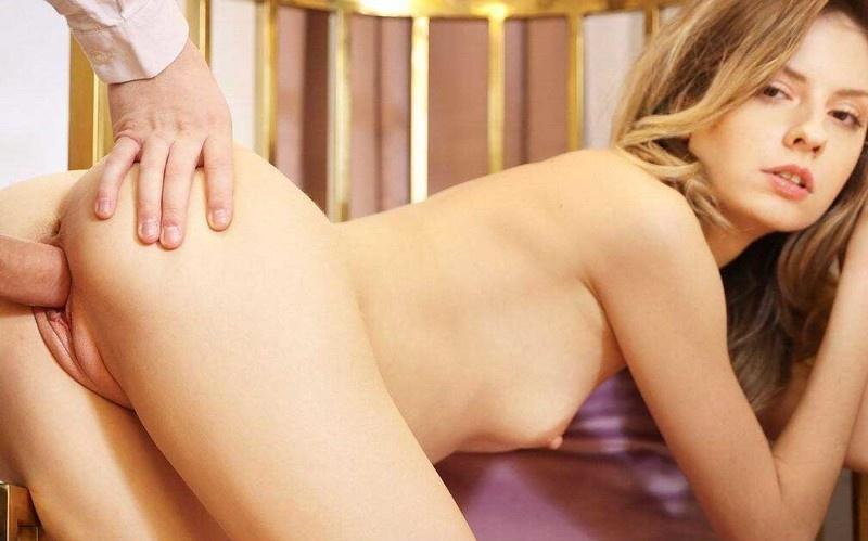 Rebecca Volpetti - Sex With A CaptiveFairy [FullHD 1088P]