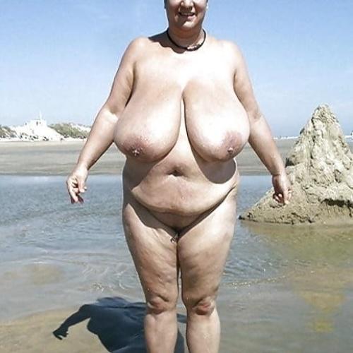 Korean mature tits