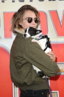 Cara Delevingne -             ''Superpower Dogs'' Premiere Los Angeles March 9th 2019.