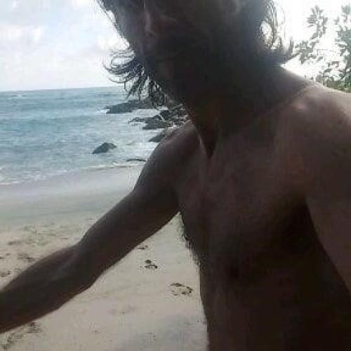 Nude beach public porn