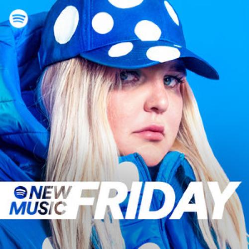 Spotify New Music Friday UK (0)