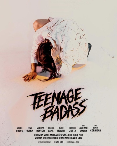 Teenage Badass 2020 HDRip XviD AC3-EVO