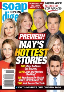 Soap Opera Digest - May 13 (2018)
