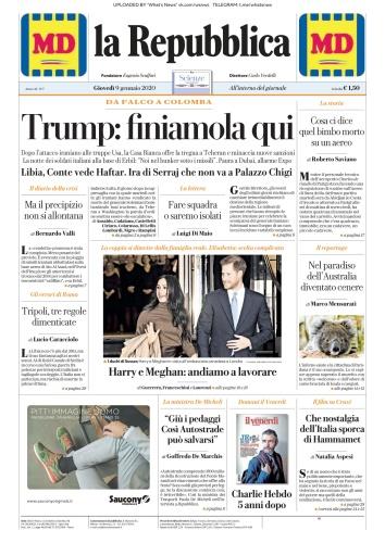 la Repubblica - 09 01 (2020)