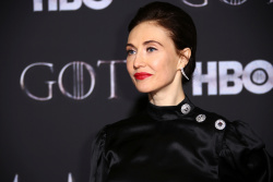 Carice van Houten - Game of Thrones Season 8 Premiere in Belfast 04/12/2019