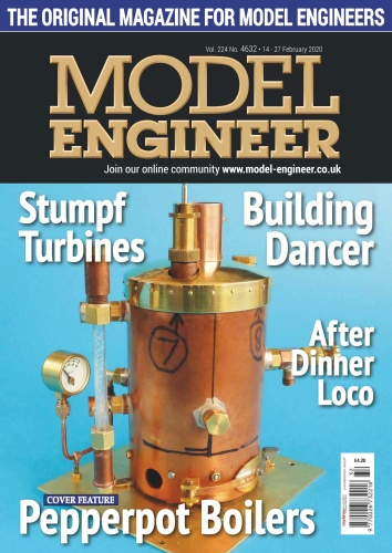Model Engineer - Issue 4632 - 14 February (2020)