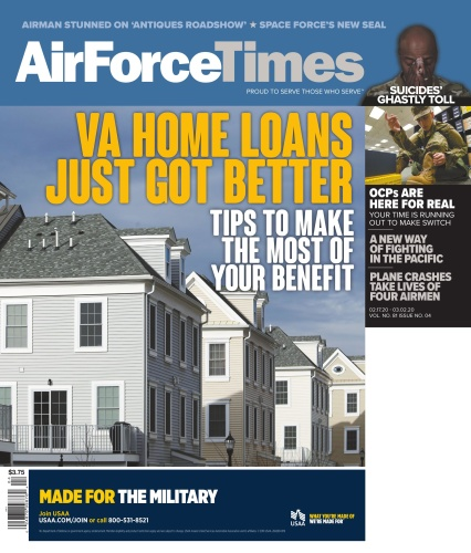 Air Force Times - 10 February (2020)