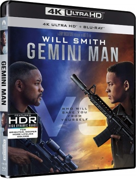 Gemini Man (2019) Full Blu-Ray 4K 2160p UHD HDR 10Bits HEVC ITA DD 5.1 ENG TrueHD/Atmos 7.1 MULTI