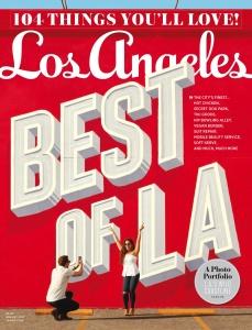 Los Angeles Magazine  August (2017)