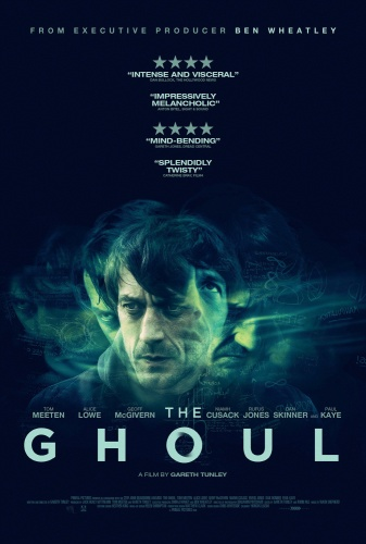 The Ghoul (2016) 720p BluRay x264 ESubs [Dual Audio][Hindi+English] -=!Dr STAR!=-