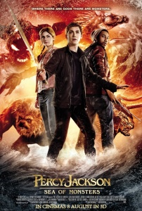 Percy Jackson Sea Of Monsters (2013) x264 1080p BD Hindi DD 2 0 + English 2 0 Excl...