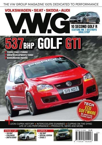 VWG Magazine - Issue 15 - January (2020)