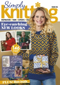 Simply Knitting Issue 191 (2019)