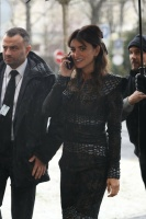 Penelope Cruz -               Chanel Show Paris March 5th 2019.