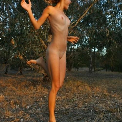 Nude beach for teens