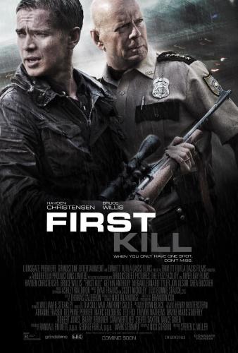 First Kill 2017 1080p BluRay Hindi English x264 AC3 MSubs