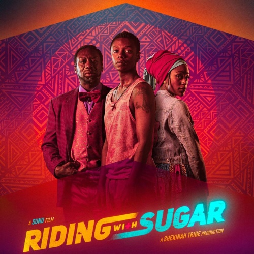 Riding With Sugar 2020 HDRip XviD AC3-EVO