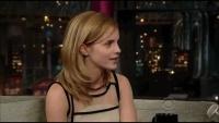 Emma Watson - David Letterman 2009 | HD 720p
