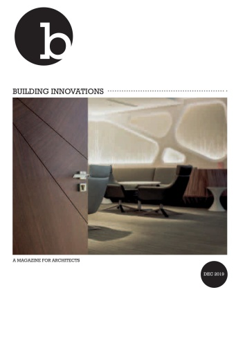 Building Innovations - December (2019)