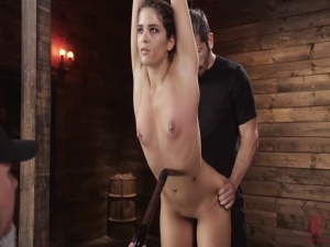Day 2 for Victoria Voxxx - BDSM, Punishment, Bondage