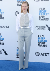 Amanda Seyfried - 34th Film Independent Spirit Awards in LA 02/23/2019