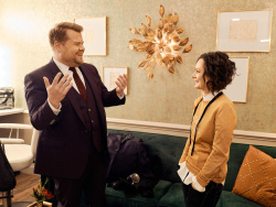 Sara Gilbert - The Late Late Show with James Corden: December 3rd 2018