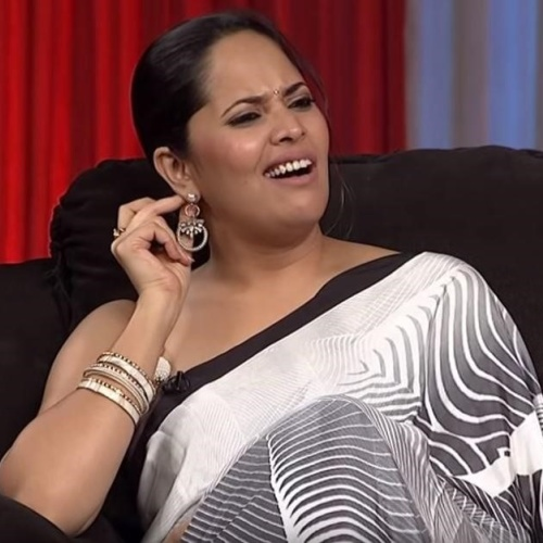 Zee telugu hot aunty