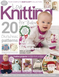 Love Knitting for Babies  December 01 (2017)