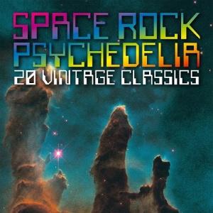 VA   Space Rock Psychedelia   20 Vintage Classics ((2019) )