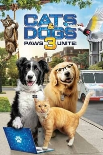 Cats and Dogs 3 Paws Unite 2020 1080p WEB-DL H264 AC3-EVO