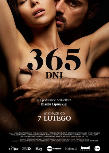365 Days (2020) 720p WEB-DL x264 [Dual Audio][Hindi+English]-1XBET