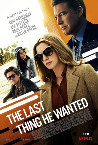The Last Thing He Wanted 2020 iNTERNAL 1080p WEB X264-AMRAP