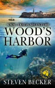 Steven Becker - [Mac Travis Adventure Thrillers 05] - Wood's Harbor