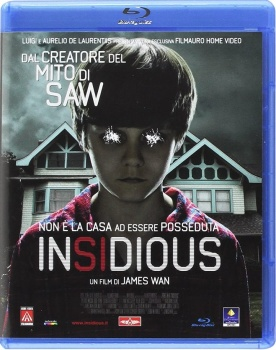 Insidious (2010) Full Blu-Ray 20Gb AVC ITA DTS-HD MA 5.1 ENG DD 5.1