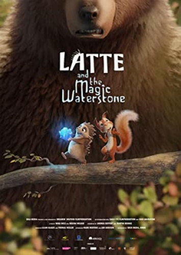 Latte And The Magic Waterstone 2020 HDRip XviD AC3-EVO