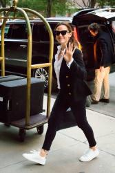 Jennifer Garner - Arrives at her hotel in NYC 10/23/2019