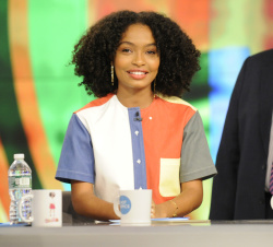 Yara Shahidi - The View: January 3rd 2018