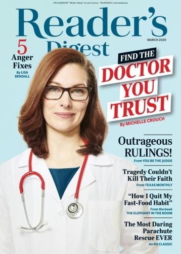 Reader ' s Digest USA - 03 (2020)